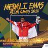 4 Karateka Sulawesi Utara Raih Medali Emas di Filipina
