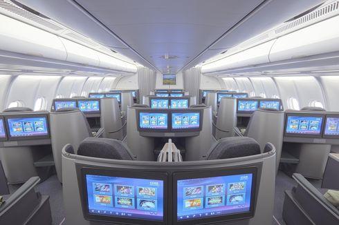 EVA Air Masuk Daftar Maskapai Terbaik di Dunia Versi Travel and Leisure