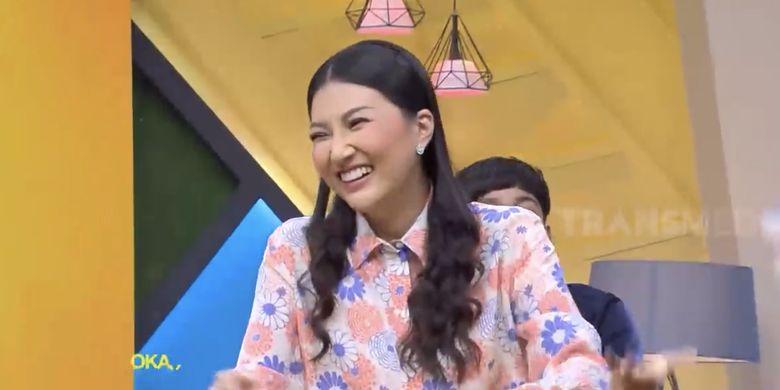 Trending Di Youtube Ini Lirik Lagu Bu Ping Fan De Ai Dari Sarwendah Cinta Luar Biasa Versi Mandarin Halaman All Kompas Com
