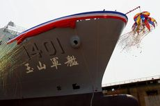 Jaga-jaga Perang Lawan China, Taiwan Modernisasi Alutsista