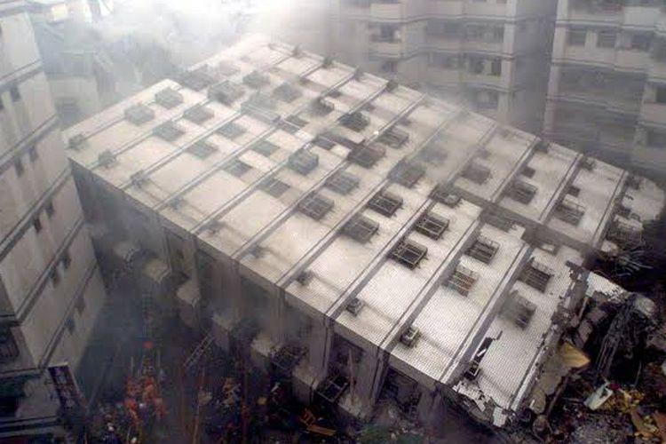 Gempa Taiwan, 1999.