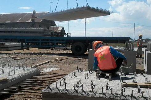 Proyek Makassar New Port Capai 58,26 Persen
