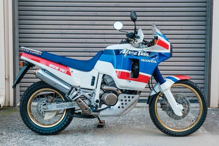 Honda Africa Twin produksi 1989