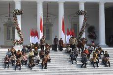 Lima Anggota DPR Masuk dalam Kabinet Indonesia Maju