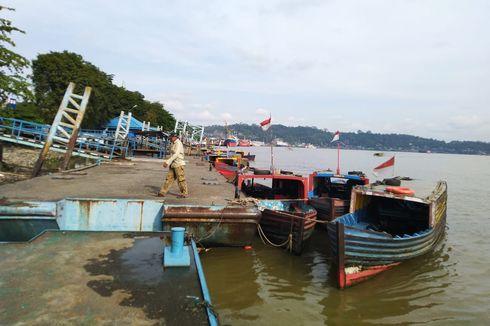 Pernah Berjaya Tahun 1980-an, Perahu Tambangan Mulai Ditinggalkan Warga Samarinda