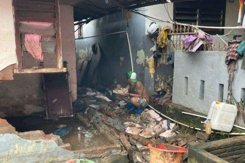 Diguyur Hujan Deras, Permukiman Warga di Karombasan Utara Manado Terendam Banjir