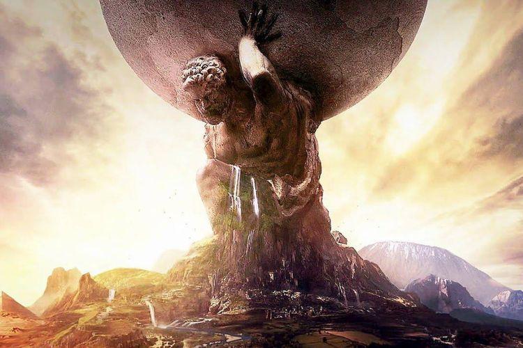 Ilustrasi Civilization 6.