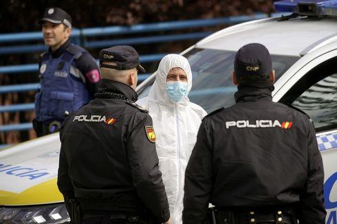 832 Meninggal dalam 24 Jam, Spanyol Catatkan Total 5.812 Korban Covid-19