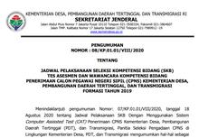 Kemendesa PDTT Umumkan Tata Cara Pelaksanaan SKB, Ini Informasinya