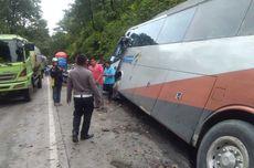 Rem Blong, Bus yang Angkut Rombongan Siswa SMA di Sumbar Tabrakan Beruntun