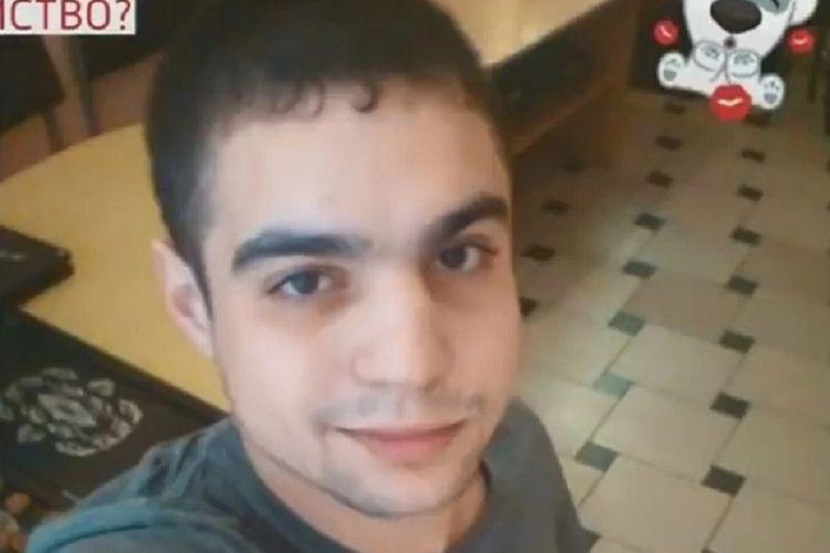 Dmitry Sergeev, pria di Rusia yang menyiksa istrinya hingga tewas dan kemudian mengirim foto jenazahnya ke mertua.