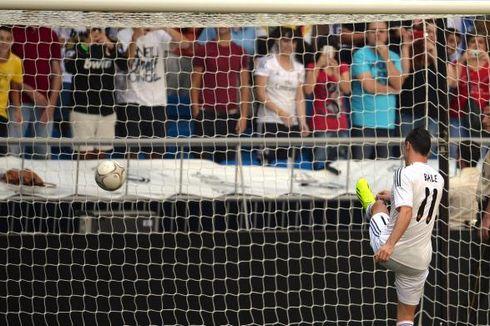 Villarreal Vs Real Madrid, Bale dan CR7 Turun Bersama