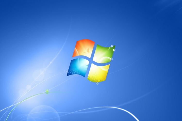 Wallpaper khas Windows 7