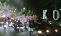 Viral Video Puluhan Motor Konvoi di Bekasi, Polisi: Mereka Datang dari Arah Tambun