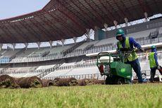 Jelang Piala Dunia U-20, Rumput Stadion GBT Diganti dengan Standar FIFA