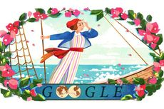 Siapa Jeanne Baret, Sosok yang Dijadikan Tema Google Doodle Hari Ini?