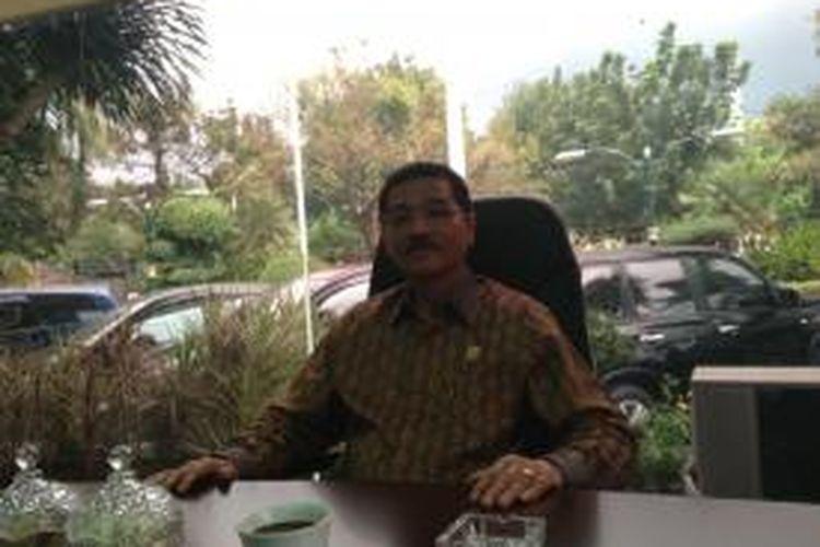 Menteri Dalam Negeri (Mendagri) Gamawan Fauzi