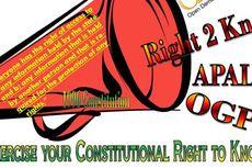 Hari Hak untuk Tahu Internasional Diperingati di Monas