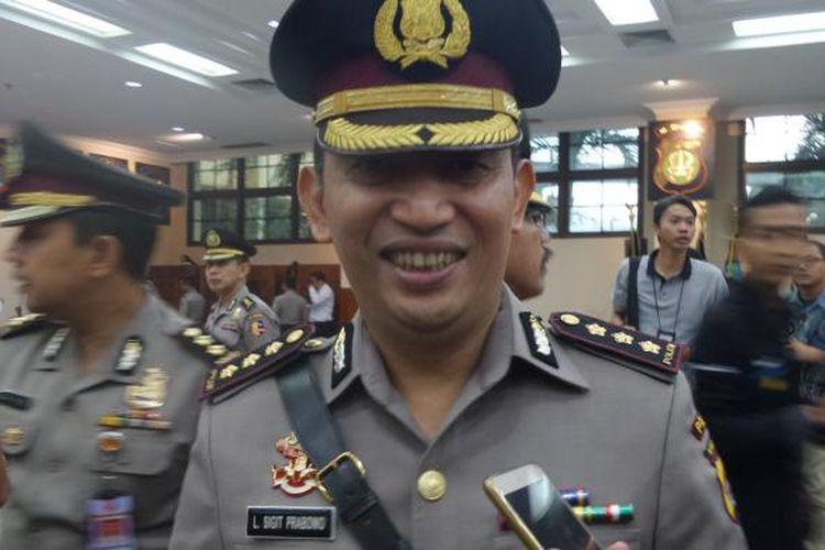 Kapolda Banten Kombes Pol Listyo Sigit Prabowo