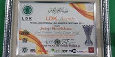 Bina Mualaf dengan Baik, Dompet Dhuafa Raih LDK Award 2021 dari MUI