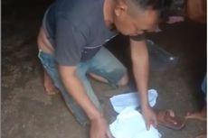 Viral, Video Kurir Ditodong Pistol oleh Pelanggan, Ternyata karena Pesanan Sandal Tak Muat Dipakai