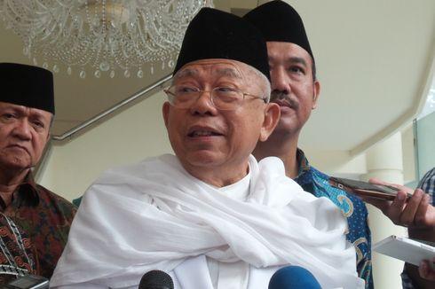 Ma'ruf Amin Jadi Cawapres Jokowi, Kader PKB Bersorak Girang