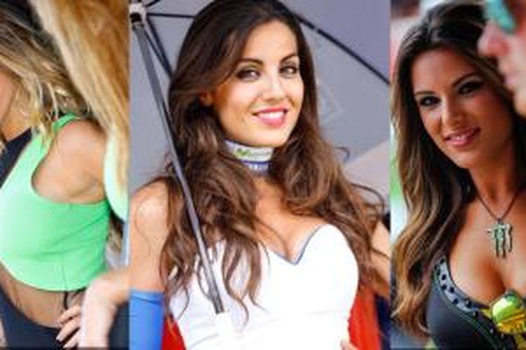 Girls from GP Catalunya - 7