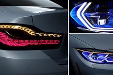 Ini Pendaran Cahaya Indah dari Lampu Cantik BMW