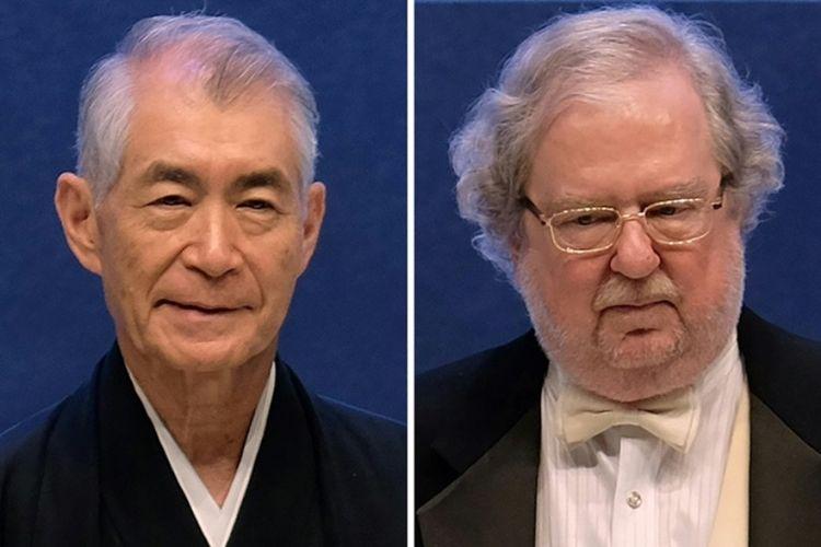 Tasuku Honjo dari Jepang dan James Allison dari AS raih Penghargaan Nobel Kedokteran 2018.