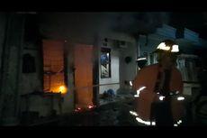 Rumah dan Warung di Cipayung Terbakar Senin Pagi, Satu Motor Ikut Hangus
