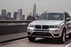 Tampilan Segar 2 SUV BMW