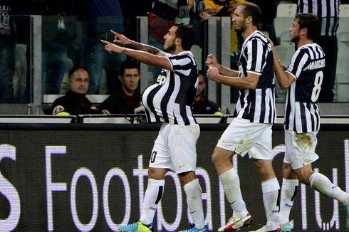 Juventus Vs Real Madrid, Ubah Nasib