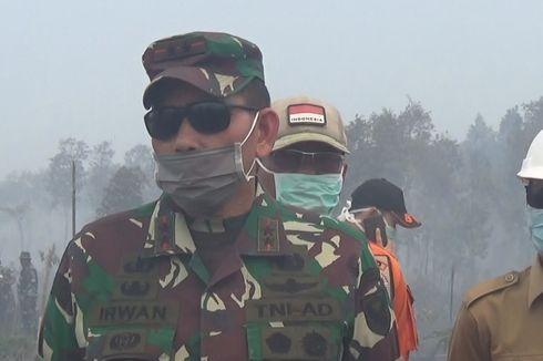Pangdam II Sriwijaya Keluhkan Minimnya Dukungan Kepala Daerah soal Karhutla