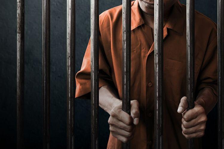 Dipenjara.