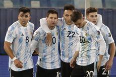 Hasil Bolivia Vs Argentina, Messi dkk Menang Telak dan Jadi Juara Grup