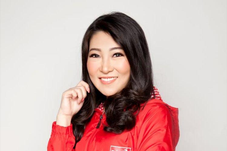 Calon legislatif terpilih dari Partai Solidaritas Indonesia (PSI), Viani Limardi (33).