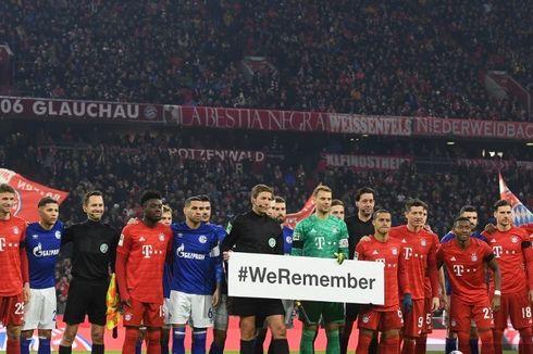 5 Fakta Menarik dari Laga Bayern Muenchen Vs Schalke 04