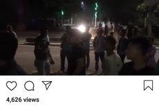 Polisi Sebut Mobil Sedan Hilang Kendali Sebelum Tabrak Apotek Senopati
