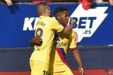 Sejarah Baru Ansu Fati, Perlukah Barcelona Kejar Neymar?