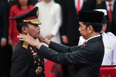 Jokowi Beri Waktu Kapolri Ungkap Kasus Novel hingga Awal Desember