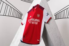 Adidas Siapkan Jersey Baru untuk Arsenal Musim Depan