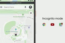 Google Maps Mode Menyamar Kini Hadir di Perangkat iOS