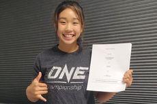 ONE Fists of Fury: Victoria Lee, Remaja 16 Tahun yang Punya Mimpi Jadi Juara Dunia