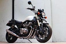 Kawasaki KZ750, Lebih Segar dengan Konsep Retro Jepang