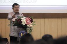 Di Hadapan Para Kepala Daerah, Wapres Singgung Pemindahan Ibu Kota
