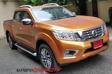 Nissan Navara Acuan Lambang Gaya Hidup