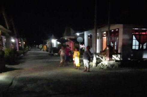 Diguncang Gempa 6,1 M, Warga Miangas Berhamburan Keluar Rumah