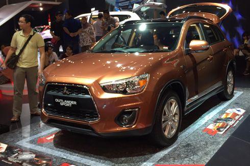 Mitsubishi Outlander Sport Banting Diskon Rp 50 Juta