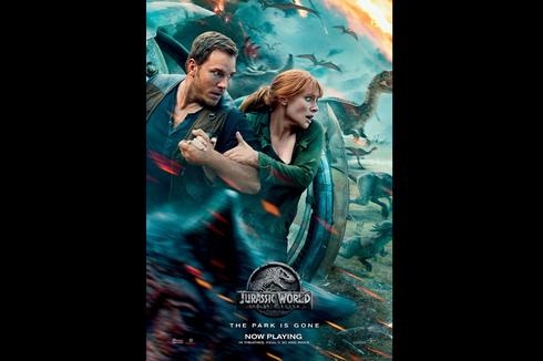 Sinopsis Jurassic World: Fallen Kingdom, Penyelamatan di Isla Nublar
