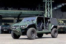 Pindad Tegaskan Belum Buka Pemesanan Mobil Maung Versi Sipil